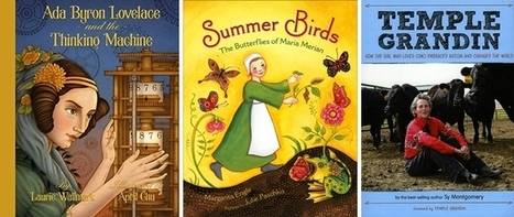 Science Is For Girls: 30 Books About Female Scientists - A Mighty Girl | El colador | Scoop.it