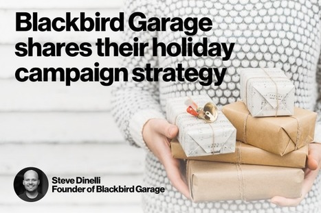 Retail holiday Q&A: A conversation with Blackbird Garage | Pinterest | Scoop.it