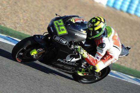 WROOOM 2013 - Andrea Iannone | Ductalk Ducati News | Scoop.it