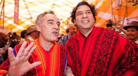 Ferran Adrià and Gaston Acurio visit the UN Headquarters   Chefs - Gastronomy   Scoop.it