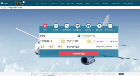 Que faire pour trouver des billets d'avion pas chers ? | Jet-lag, le magazine féminin de voyage | Scoop.it