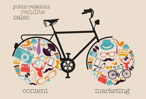 Content Marketing, la chiave per aprire la porta alle vendite | SOCIAL MEDIA MARKETING ITALIA | simone serni | Curation, Copywriting and  ... surroundings | Scoop.it