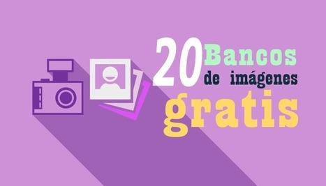 20 Bancos de Imágenes Gratis para Descargar en 2016 | RECURSOS AULA | Scoop.it