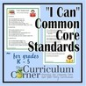 Common core standards for elementary