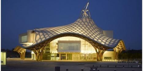 Les 10 musées les plus spectaculaires du monde   LeZart   Scoop.it