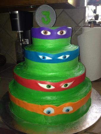 Groovy Tmnt Birthday Cake Ideas Nice Birthday Cake I Personalised Birthday Cards Paralily Jamesorg