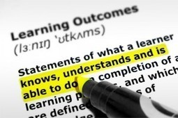 Immer wieder: Learning Outcomes - GedankensplitterGedankensplitter | E-Learning Methodology | Scoop.it