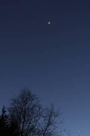 En image : Vénus a traversé l'amas des Pléiades | santé et protection sociale | Scoop.it