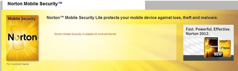 Mobile Internet Security - Norton Mobile Security | ICT Security Tools | Scoop.it