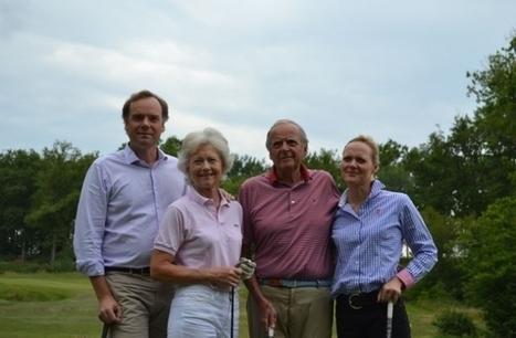 Kristel Mourgue d'Algue, une championne a Saint Emilion. - Le Figaro | actualité golf - golf des vigiers | Scoop.it