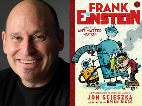 Jon Scieszka on How to Get Kids to Love Reading (Tip: Stopping Telling Them How Important Reading Is) | Reading Matters | Scoop.it