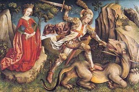 El dragón, el sexo y la doncella   Referentes clásicos   Scoop.it