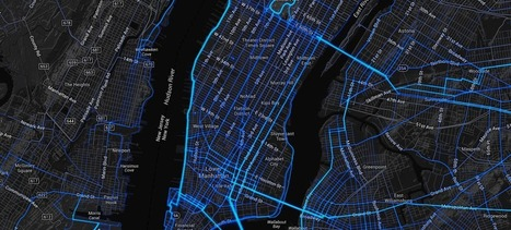 Why a Fitness-Tracking App Is Selling Its Data to City Planners | Urban design tools | Scoop.it
