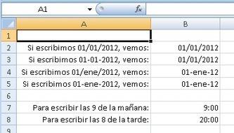 Mini clases Excel 2007/2010: Entrega 1 de 26 | Baúl de una MaMaestra | Scoop.it