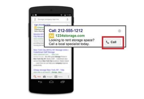 [Référencement] Google lance les campagnes Adwords pour Appel uniquement   Marketing, Digital, Stratégie, Consommation, Réseaux sociaux, Marques, ...   Scoop.it