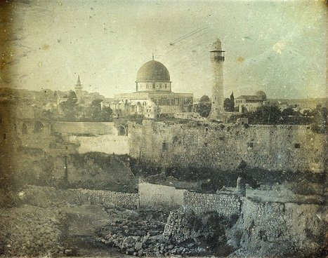 See the First Photographs Ever Taken of Jerusalem | Globalizing Your Classroom | Scoop.it