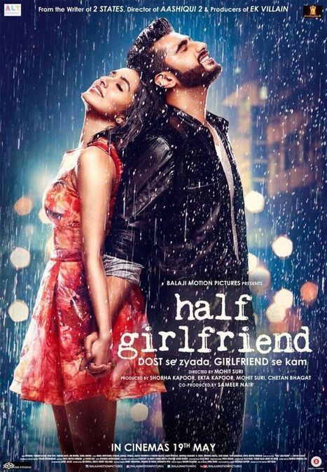 Half Girlfriend hindi dubbed movie free download