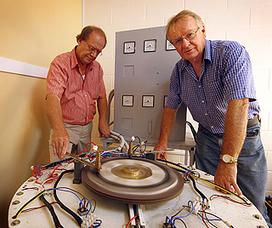 Engineers Unveil Lutec 1000 Free Energy Machine