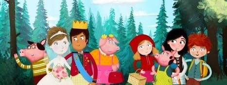 """Raising the Curtain on Nosy Crow's """"Fairytale Theater"""" 