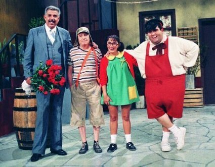All For One or One For All: Drama on Homage to Chespirito | mexicanismos | Scoop.it