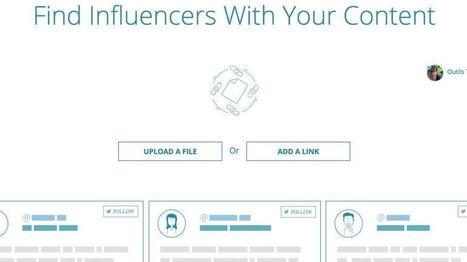 Onalytica. Trouvez des influenceurs à partir de votre contenu – Les outils de la veille | Social media - E-reputation | Scoop.it