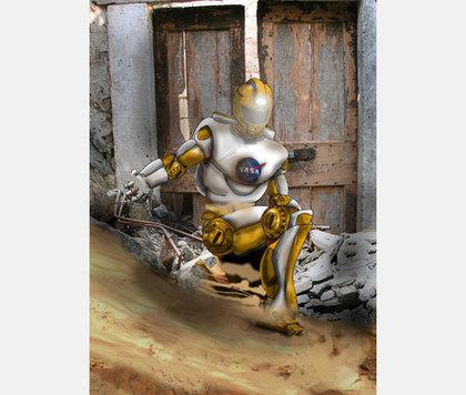 DARPA DRC | DARPA Robotics Challenge Home | robotics | Scoop.it