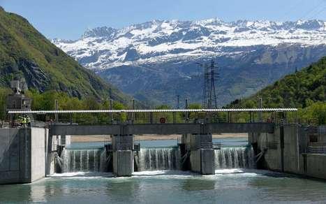 Ramansh-Gavet: Le Plus Grand Chantier Hydraulique de France |  Ressources pour le College of Technology à Scoop.it