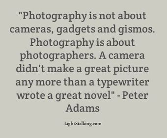 Great Photography Quotes | Inspirational Photography to DHP | Scoop.it