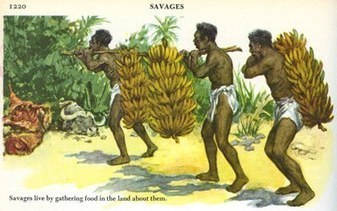Savages according to the 1959 Golden Book Encyclopedia | Community Village Daily | Scoop.it