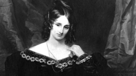 For Mary Shelley, Creating a Monster was Only the Beginning | Gothic Literature | Scoop.it
