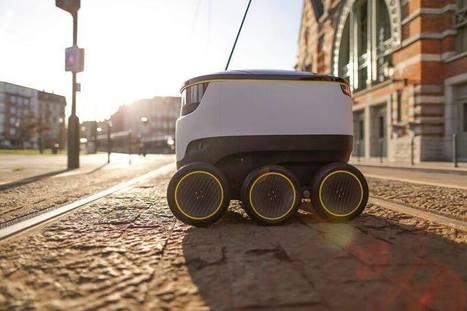 Metro Group va utiliser des robots pour les livraisons | C'est Nouveau !!  Innovation & santé | Scoop.it