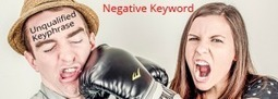 Using Negative Keywords To Attract Highly Qualified Customers   Business and Marketing   Scoop.it