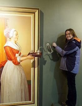 Optical Illusions By Busan's Trick Eye Museum ~ Cool Pictures | Pop Culture Ninja | Scoop.it