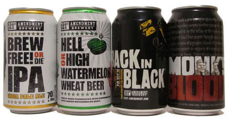 San Fran Brewery Crafts Marketing Around Story, Word-Of-Mouth and Watermelon Hats [Video]   International Beer Market Insights   Scoop.it
