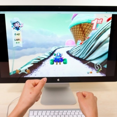 Leap Motion's App Store Will Captivate You - Mashable | SFSD iPad Scoop | Scoop.it
