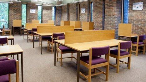 Voici la première bibliothèque… sans AUCUN livre | Médiathèque numérique | Scoop.it