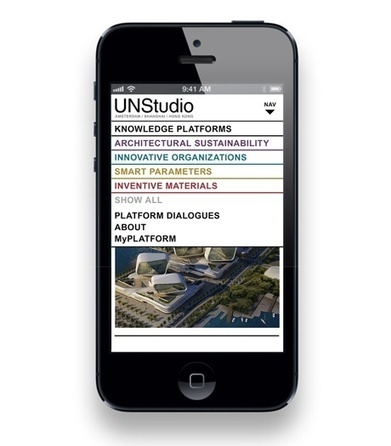 UNStudio launches open source knowledge sharing - UNStudio <info@unstudio.com> | IComputation | Scoop.it
