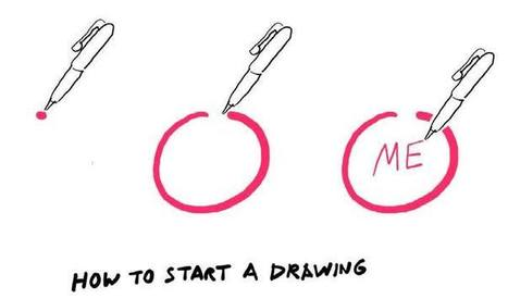 How To Influence Others by Drawing, Even if You Flunked Art | Storytelling threads | Scoop.it