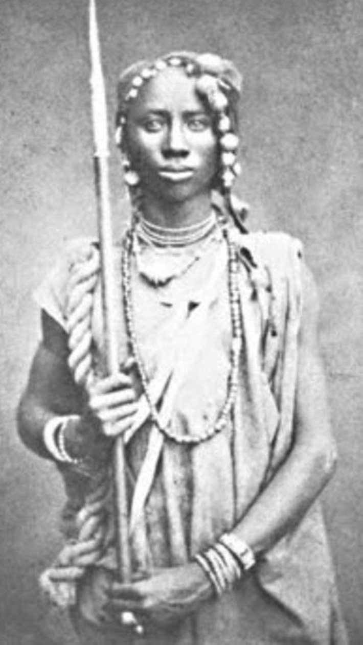 Meet the Amazonian Terminators of Dahomey, the Most Feared Women in History | Herstory | Scoop.it