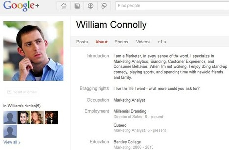 3 Reasons Google+ Will Make a Big Impact on Social Media - Blog - Quaero   Futurism, Ideas, Leadership in Business   Scoop.it