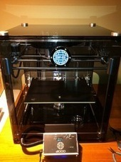 The List of Personal 3D Printers,2011 - Fabbaloo Blog - Fabbaloo - Daily News on 3D Printing | BarFabLab | Scoop.it