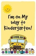 Getting Ready for Kindergarten | Early Childhood and Leadership Inspiration | Scoop.it