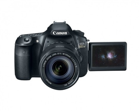 Canon Announces New 60D A For Astrophotography | Photography News | Scoop.it