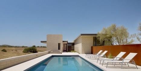 Belle Maison Contemporaine Paso Robles Residence Par Aidlin Darling Design    Californie   USA
