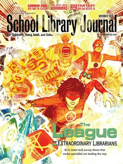 The League of Extraordinary Librarians: SLJ's latest tech survey shows that media specialists are leading the way - The Digital Shift | The Ischool library learningland | Scoop.it