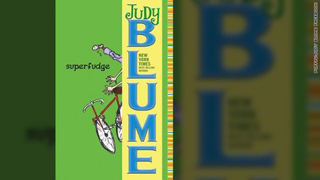 Judy Blume's 'Fudge' series available as e-books – The Marquee Blog - CNN.com Blogs | eBooks in Libraries | Scoop.it
