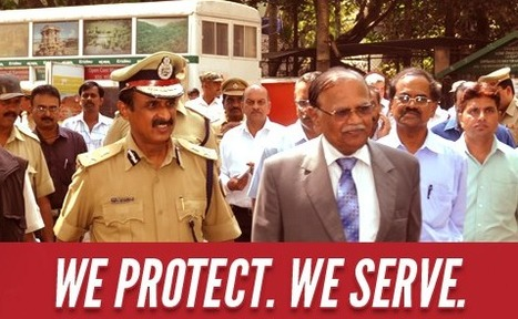 Bangalore City Police Takes To Facebook | Business 2 Community | Social Media Article Sharing | Scoop.it
