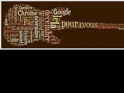 22 Générateurs en ligne pour créer des nuages de mots-clés - CMS-SPIP | Outil web 2.0 | Scoop.it