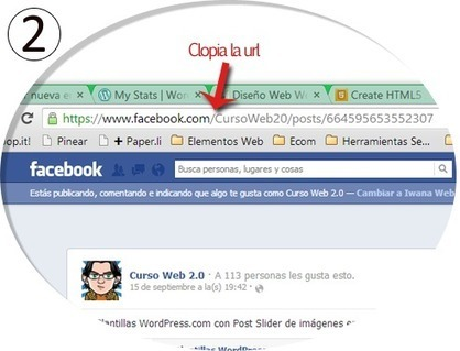 Inserta artículos de Facebook y Google en tu blog de WordPress.com | Recursos Web Gratis | Scoop.it