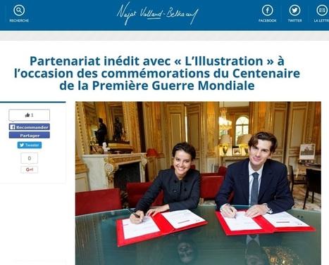 «L'Illustration» et l'Éducation Nationale   Charentonneau   Scoop.it